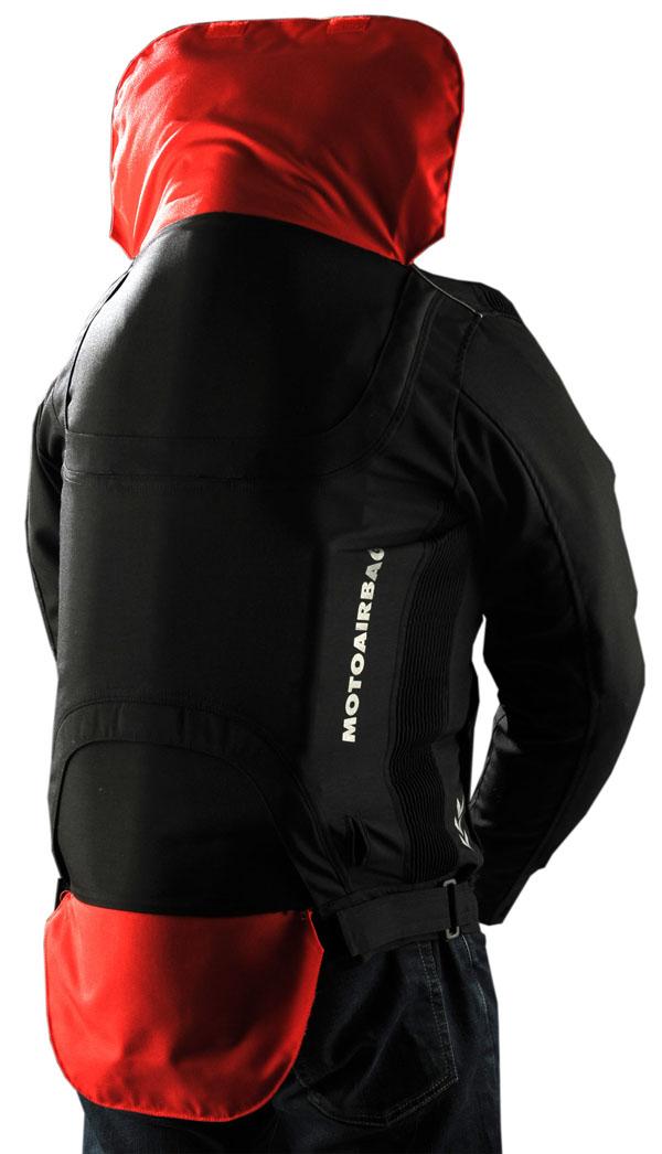 giacca aprilia airbag