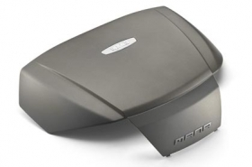 "COVER BAULE CITY 35 ""SILVER LIKE"" APRILIA MANA CODICE ACCESSORIO CM220823"
