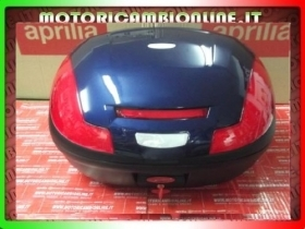 Bauletto BAULE 47 Litri Blu Planet aprilia Scarabeo 250 e 500 light CM220317