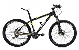 Moutain Bike OFF ROAD Reset modello Hudson Kit DEORE Misra 27.5