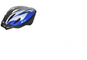 Casco Bike Junior V-bike PVC e EPS. Taglia S  53-55cm Codice 35550